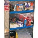 Blue Diamond Storage Cabinet