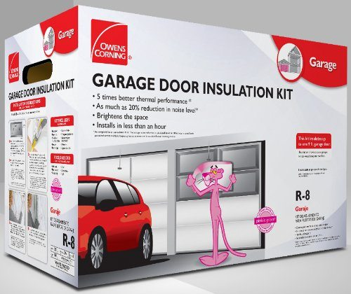 Garage Door Insulation And Garage Door Seals Garage Detailer
