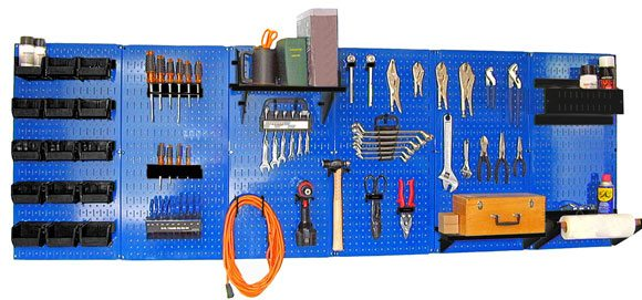 Wall Control Master Workbench Kit