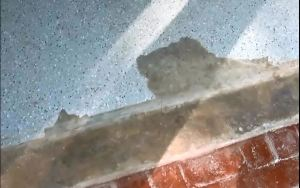 Garage Floor Coating Failure